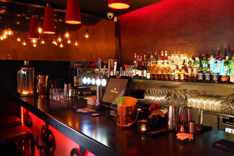 Alcohol Bar Restaurant | Photography and Video Production Services