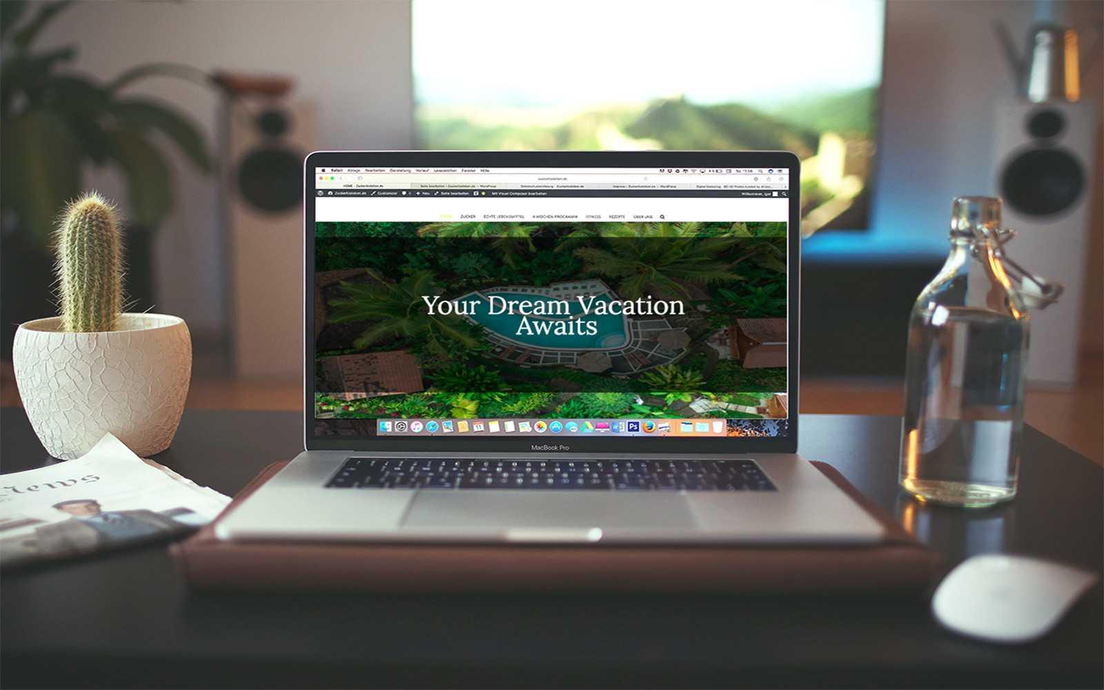Hospitality Booking & Online Ordering System for Restaurants   Website Development