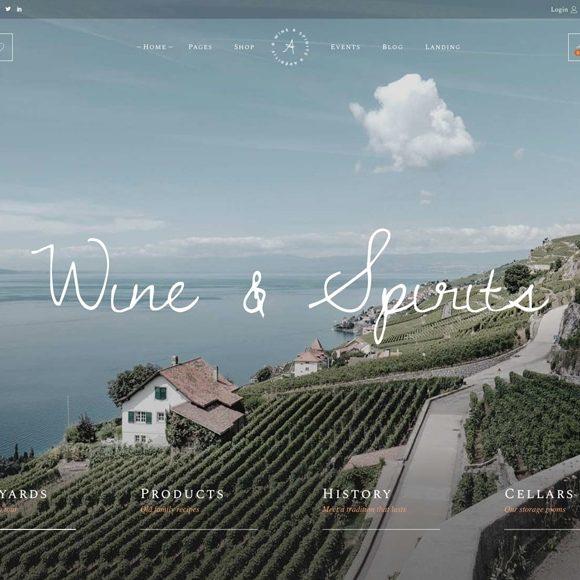 best-winery-website