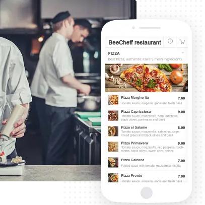 Online Food Ordering | App Development Services | Beeanerd